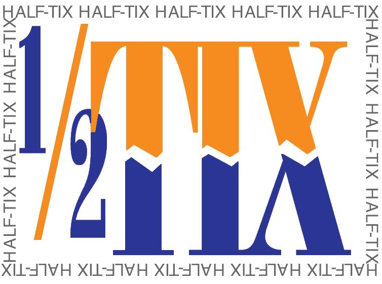 Half Tix Logo